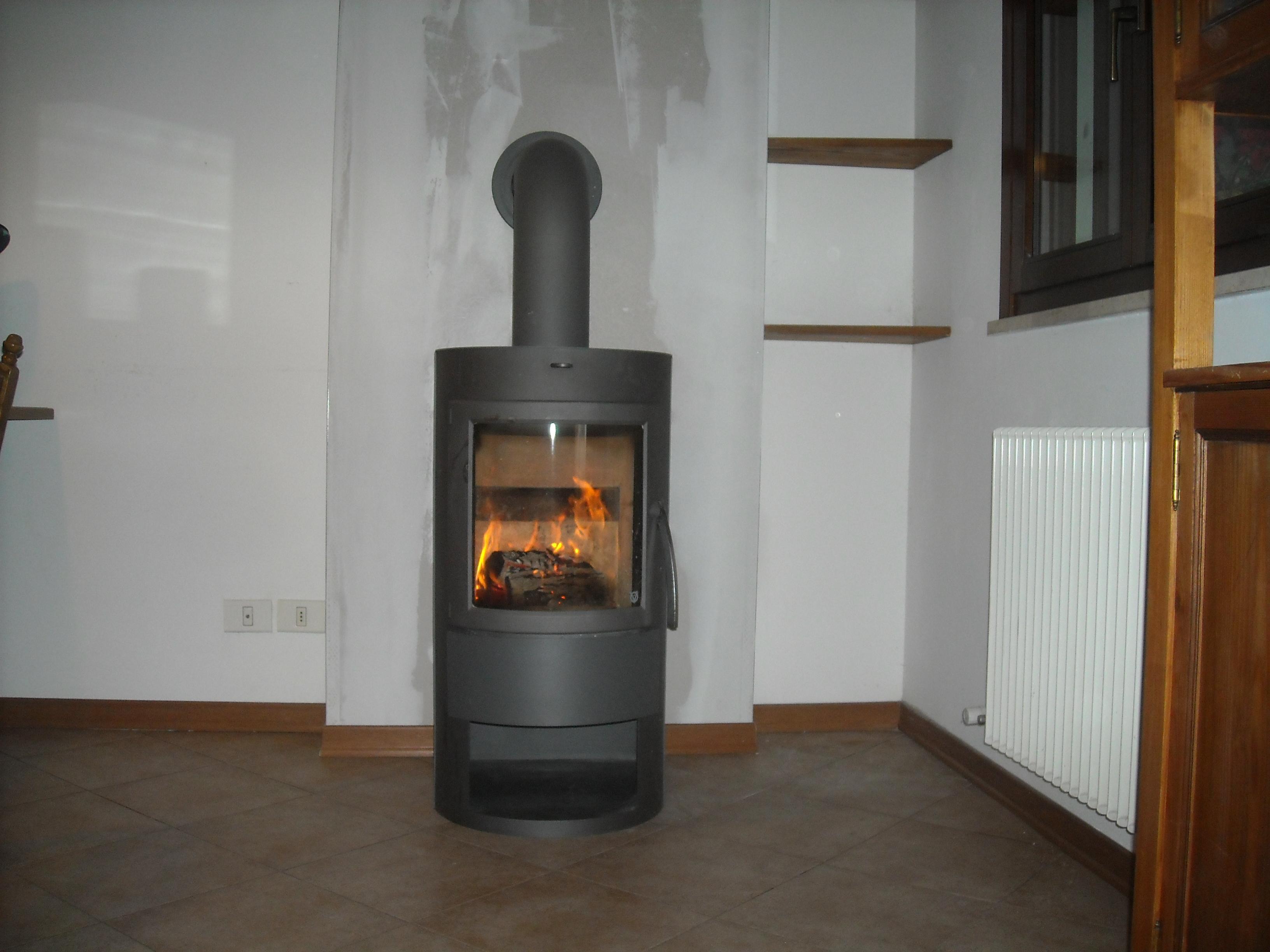 Installazzione stufa a legna - installazione ed assistenza ...